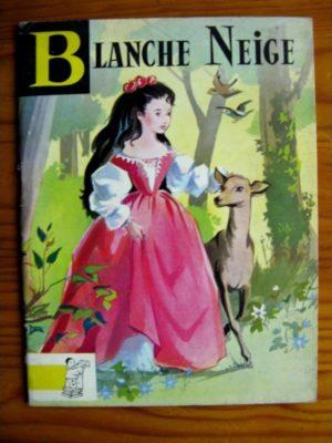CONTES DU GAI PIERROT - BLANCHE NEIGE (François Bertier) Editions BIAS 1965