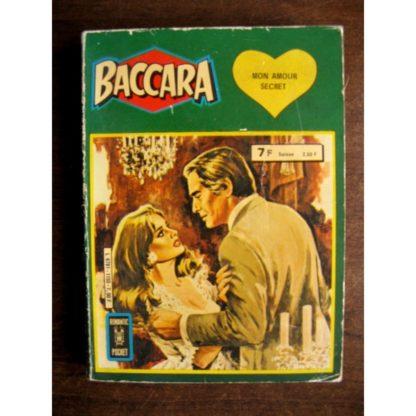 BACCARA ALBUM 1155 (N°5-6) ROMANTIC POCKET - AREDIT 1980