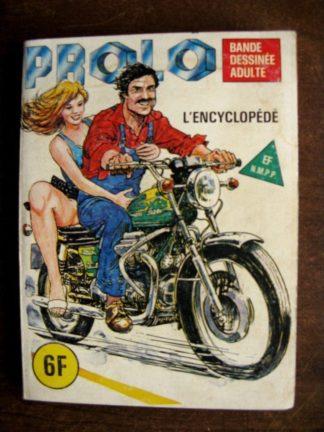PROLO N° 20 ELVIRANCE 1980