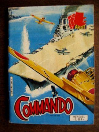 COMMANDO N°294 AREDIT 1985