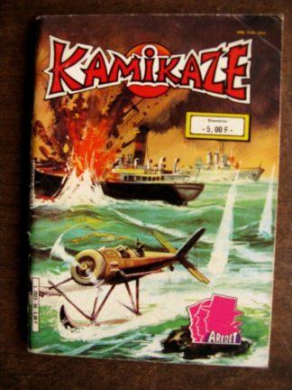 KAMIKAZE N°50 Le prix de la guerre - AREDIT 1985