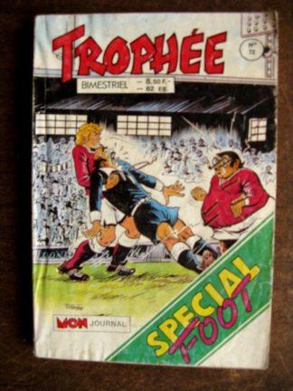 TROPHEE N°72 SPECIAL FOOT (MON JOURNAL 1987)