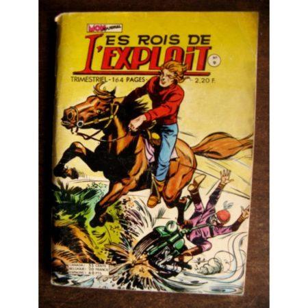 LES ROIS DE L'EXPLOIT n°9 (Mon Journal 1975)