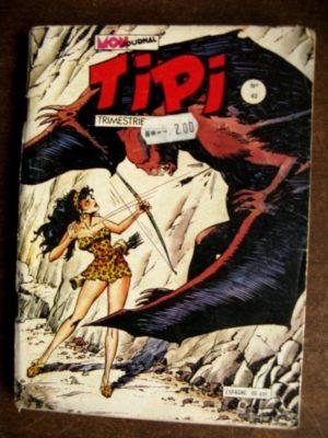 TIPI N°43 (Mon Journal 1978)