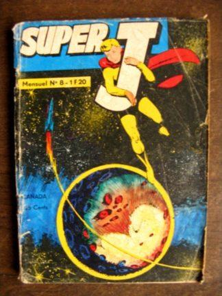 SUPER J N°8 (JEUNESSE ET VACANCES 1969)