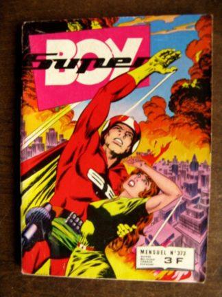 SUPER BOY 2e SERIE N°373 (IMPERIA 1980)