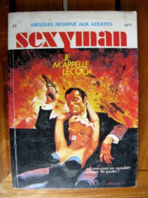 SEXYMAN N°1 – CAMPUS 1979
