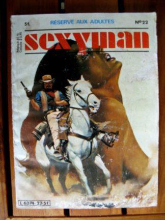 SEXYMAN N°22 - CAMPUS 1981
