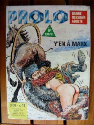 PROLO N° 13 ELVIRANCE 1979