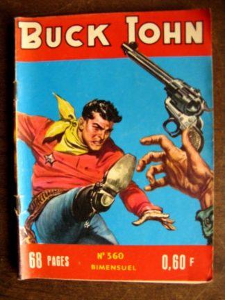BUCK JOHN N°360 (IMPERIA 1968)