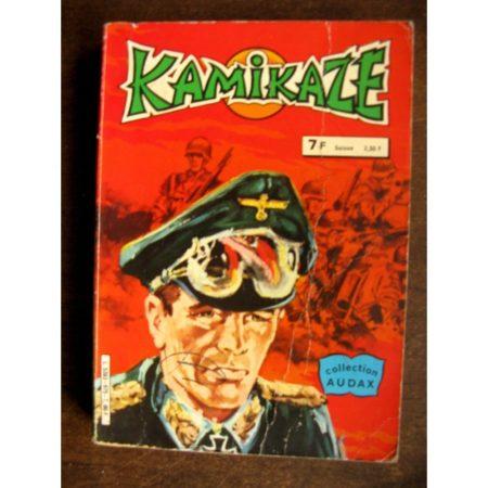 KAMIKAZE ALBUM RECUEIL 975 (N°26-29) AREDIT 1981