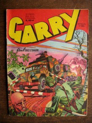 GARRY N° 165 Seul chez l'ennemi – IMPERIA 1962