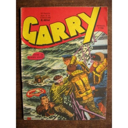 GARRY (1e série) N°158 (IMPERIA 1961)
