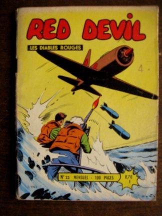 RED DEVIL N°22 (REMPARTS 1963)