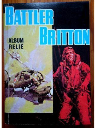 BATTLER BRITTON ALBUM RELIE 79 (N°463-464-465-466) IMPERIA 1986