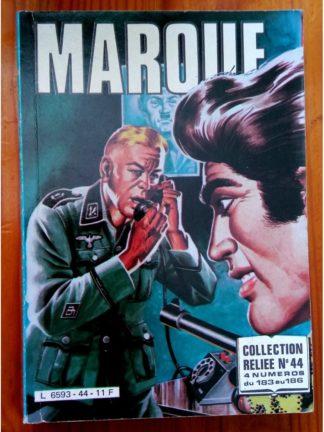 MAROUF ALBUM RELIE 44 (N°183-184-185-186) IMPERIA 1984