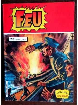 FEU ALBUM RELIE 951 (N°29-30) AREDIT 1980