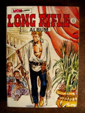 LONG RIFLE ALBUM RELIE 12 (n°34-35-36) MON JOURNAL 1981