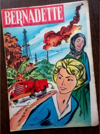 BERNADETTE N°197 (3 avril 1960) Moustache et Trottinette (Calvo) Marco Polo (Pierdec)