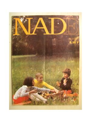 NADE N° 31 (3 août 1969) Les jumelles – Destination New-York (Janine Lay) Michel Strogoff (Raoul Auger)