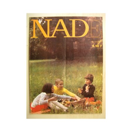NADE (Bernadette) n°31(3 août 1969) Les jumelles - Destination New-York (Janine Lay) Michel Strogoff (Raoul Auger)