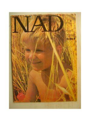 NADE N°32(1969) Les jumelles – Destination New-York (Janine Lay)