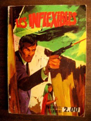 LES INFLEXIBLES N°28 (LUTECE 1972)