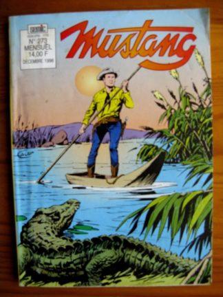 MUSTANG N°273 - TEX WILLER (La partie est ouverte - fin) SEMIC 1996