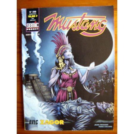 MUSTANG N°298 MARTIN MYSTERE - SEMIC 2001