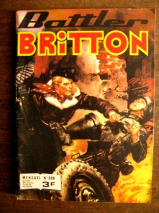 BATTLER BRITTON N°398 IMPERIA 1980