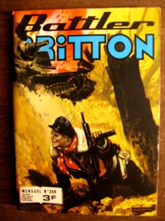 BATTLER BRITTON N°399 IMPERIA 1980