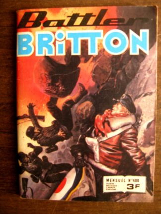 BATTLER BRITTON N°400 IMPERIA 1980