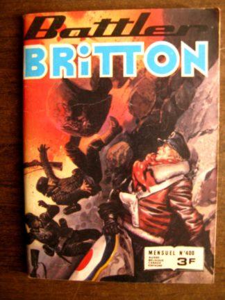 BATTLER BRITTON N°400 IMPERIA 1980