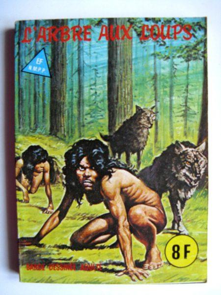 Elvifrance - Série Rouge n°93 L'arbre aux loups