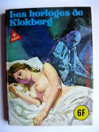 ELVIFRANCE - Série Rouge n°56 Les horloges de Klokberg