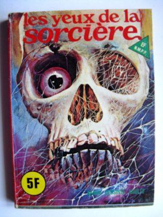 Elvifrance - SERIE ROUGE N°45 Les yeux de la sorcière
