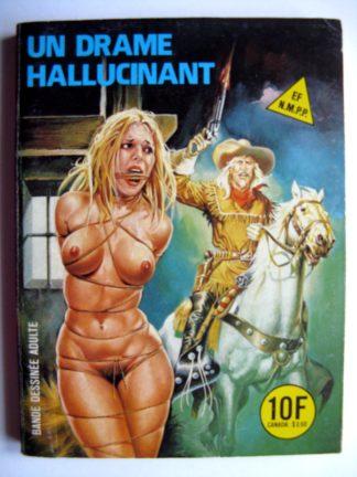 Elvifrance - SERIE ROUGE N°141 Un drame hallucinant