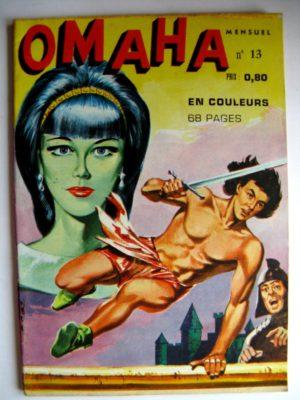 OMAHA N°13 – Le filon maudit (Editions des Remparts)