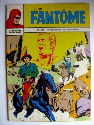 LE FANTOME DU BENGALE n°243 - REMPARTS