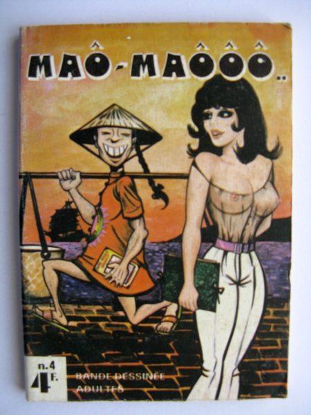SERIE LE SPHYNX N°4 MAO MAOOO - BELLE FRANCE 1978