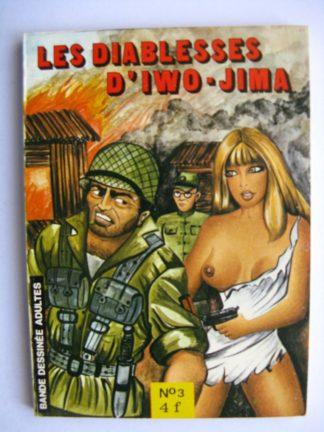 SERIE LE SPHYNX N°3 Les diablesses d'Iwo-Jima