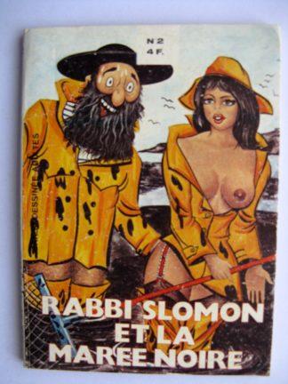 SERIE LE SPHYNX N°2 Rabbi Slomon et la marée noire