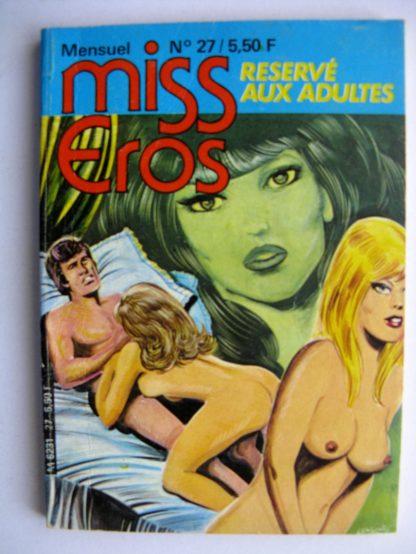MISS EROS N°27 Retour sur scène