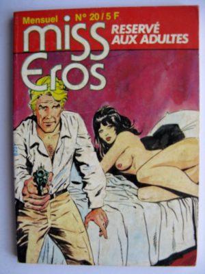 MISS EROS N°20 Chang VII – Sexe, drogue et repentir – EDITORA 1980