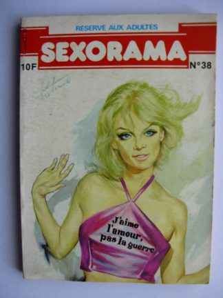 SEXORAMA N°38 Les petites allemandes