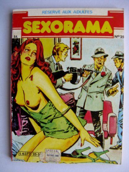SEXORAMA N°25 Volontaires pour l'enfer - CAMPUS 1982