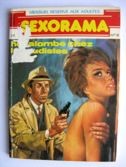 SEXORAMA N°18 Hécatombe chez les nudistes - CAMPUS 1981