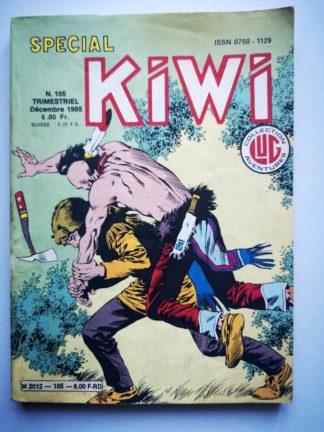 KIWI (spécial) n° 105 - L'espion - LUG BD