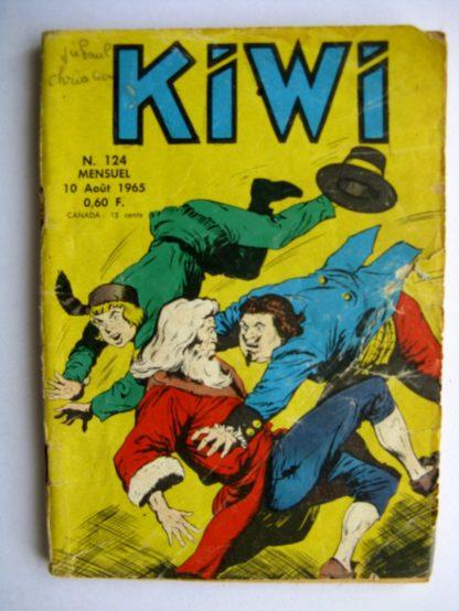 kiwi n°124 (LUG 1965)