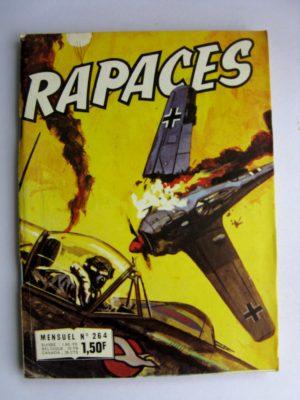 RAPACES N°264 Le Broussard (IMPERIA 1972)
